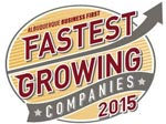 Fastest Growing Companies 2015